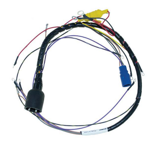 Johnson / Evinrude 120, 140 hp Outboard Wiring Harness by CDI