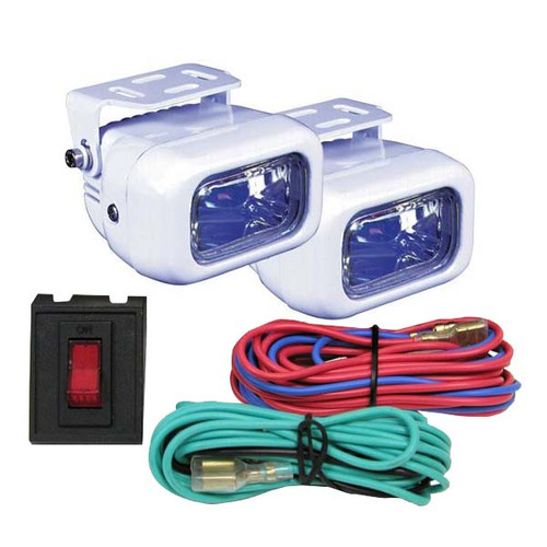 Anderson Nightwatcher Compact Square Boat Docking Light Kit
