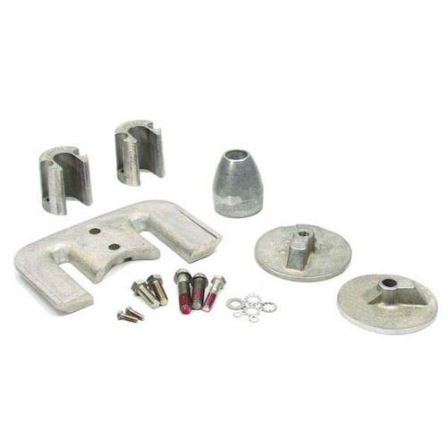 Aluminum Anode Kit, Bravo 3 2003 & Up, Mercury - Mercruiser 888761Q04