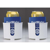 Boatmates Drink Holders with Koozie - 2 Pack