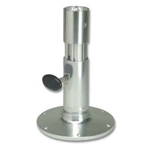 "Garelick Adjustable Height Standard Friction Lock Pedestal - 12""-16"""