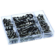 Attwood 134 Piece Deluxe S.S. Boat Fastener Assortment Kit