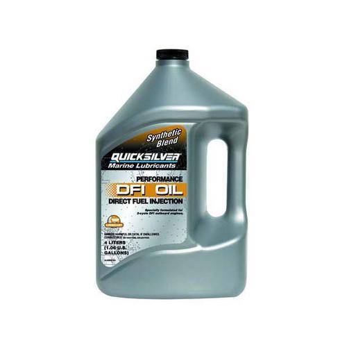Quicksilver Optimax Oil DFI 2-Stroke - Gallon
