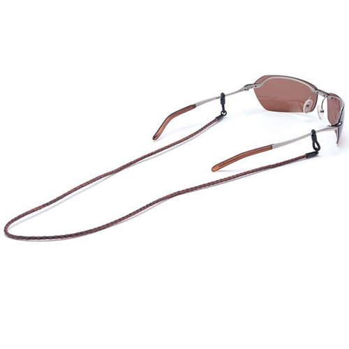 Rolled Leathercord Eyewear Retainer