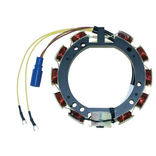 Johnson/Evinrude 4 Cylinder Cross Flow Stator by CDI