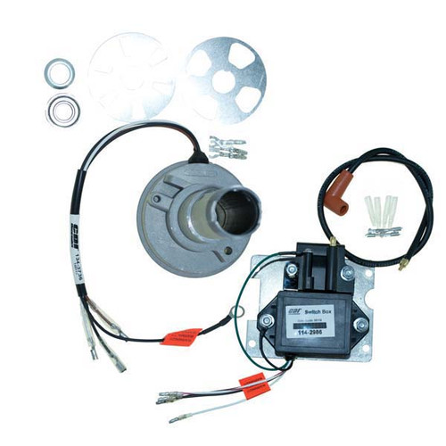 Mercury / Mariner 4 Cylinder Outboard Switch Box Kit by CDI