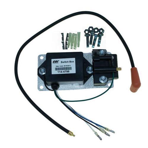 Mercury Model 650 Switch Box by CDI