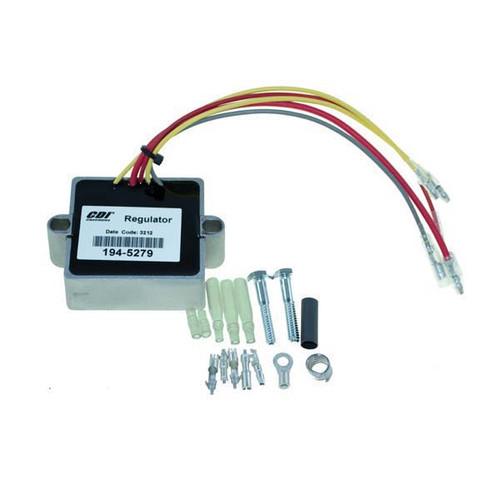 Mercury / Mariner Outboard Motor Voltage Regulator by CDI