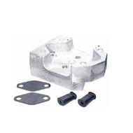 Gimbal Housing Anode (Magnesium) Mercury - Mercruiser 821631T-1