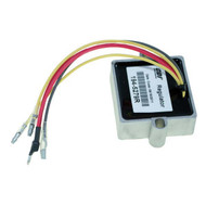 Mercury / Mariner Outboard Voltage Regulator with Ring Terminals by CDI