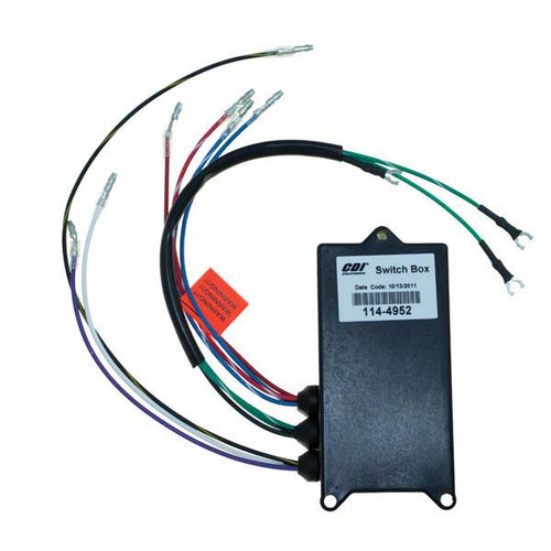 Mercury / Mariner 2 Cylinder Outboard Switch Box by CDI