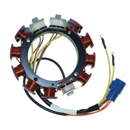 Johnson/Evinrude Stator for Cross Flow Engines with Quickstart by CDI