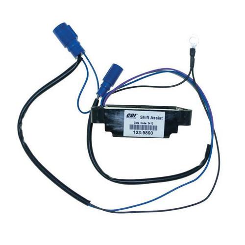 OMC Sterndrive Electronic Shift Assist