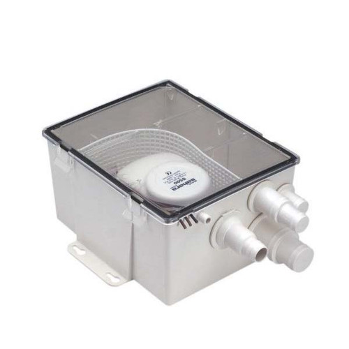 Attwood Shower Sump Pump- 500 Gph 4141-4