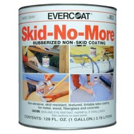 Skid-No-More Rubberized Non-Skid Coating - Quart