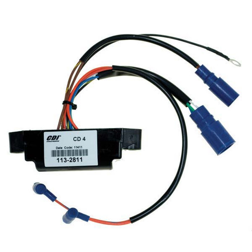 Johnson / Evinrude Outboard Power Pack; 4 Cylinder by CDI