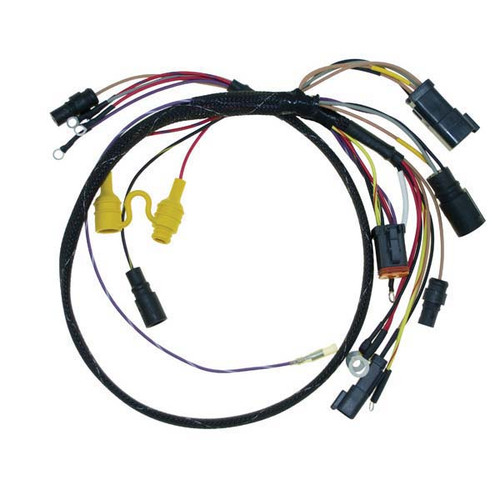 Johnson / Evinrude 88, 90, 100, 112, 115 hp Cross Flow Outboard Wiring Harness by CDI