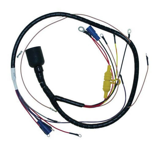 Johnson / Evinrude 150, 155, 175, 235 hp Outboard Wiring Harness by CDI