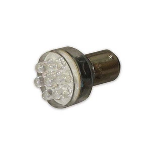Ancor Marine LED Single Contact Bayonet Bulb 1156 White