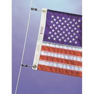 Halyard & Outrigger Flag Clip