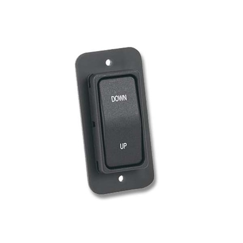 Lenco Marine Rocker Switch for Single Cylinder Hatch Lift