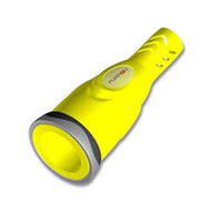 Furrion 30 Amp Female Connector Cover with Threaded Ring- Yellow F30CVL-SY