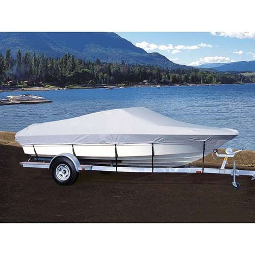 """Taylor Hotshot Sterndrive Boat Cover 18'5"""" To 19'4"""" x 88"""" - Black"""