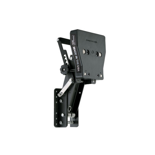 "Garelick 4 Stroke Outboard Motor Bracket 7-30 HP, 9"" Travel"