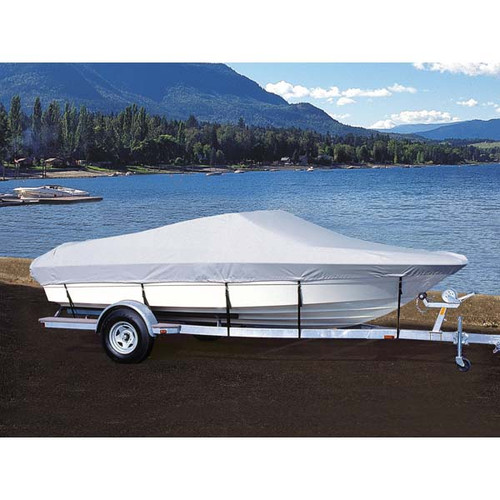 """Taylor Hotshot Sterndrive Boat Cover 19'5"""" To 20'4"""" x 102"""" - Black"""