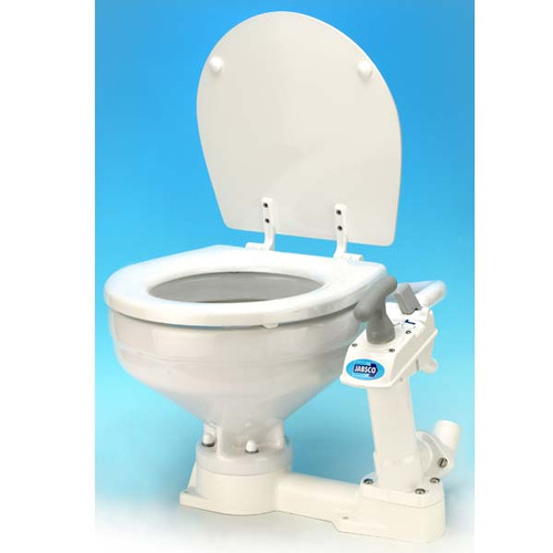Jabsco Compact Manual Marine Toilet