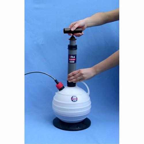 Pela Oil Change Pump 6.0 Liter Capacity