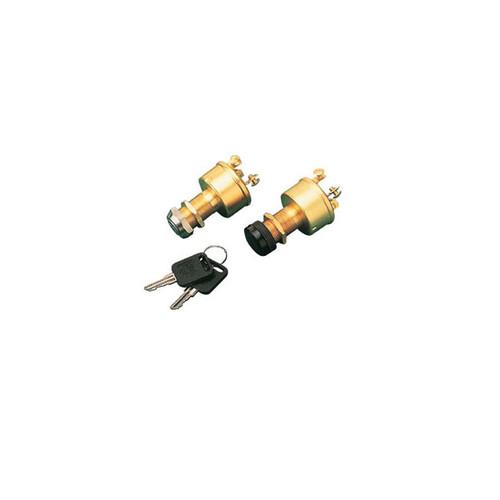 Sea Dog Marine Ignition Switch 3 Position - 3 Terminal