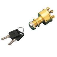 Sea Dog Marine Ignition Switch 3 Position - 5 Terminal
