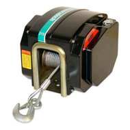 Powerwinch 12 Volt Marine Boat Trailer Winch 315, 4000 LB