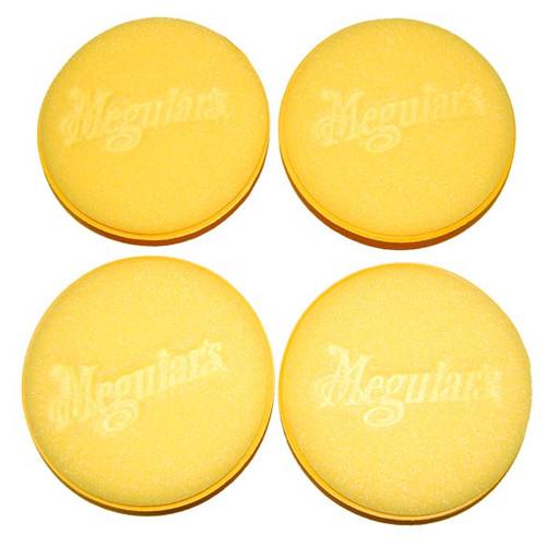 Meguiar's High Tech Foam Applicator Pads