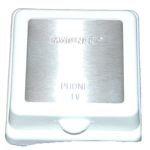 Marinco Standard Phone & Cable TV Inlet