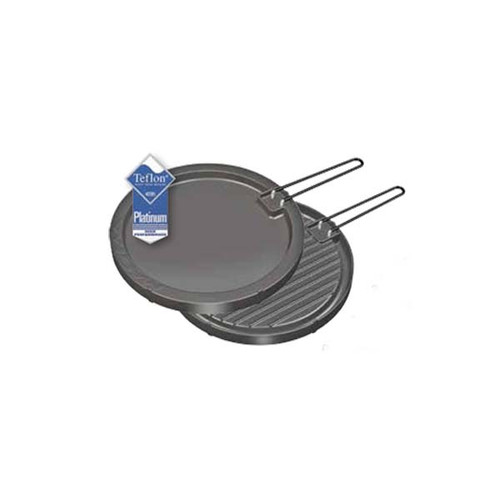 "Magma Marine 11 3/4""  Round Griddle"