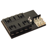 Sea Dog ATC Style Fuse Block With 14 Terminals and Ground Block