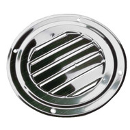 Sea Dog Stainless Steel Round Louvered Vent