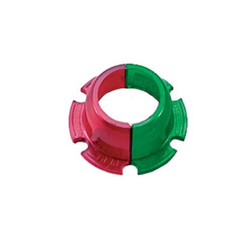 Perko Spare Lens Set for Bi-Color Navigation Light - Red and Green