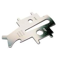 Sea Dog Stainless Steel Multi-Function Marine Deck Plate Key