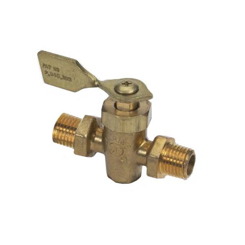 Moeller Marine 2 Way Fuel Shut Off Valve