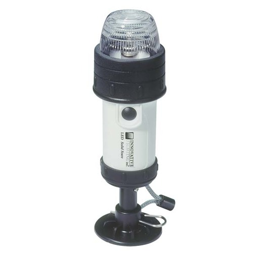 Portable Inflatable Boat LED Stern Navigation Light