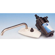 Electric Galley Pump With Faucet