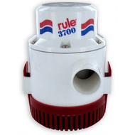 Rule Non-Automatic Heavy Duty 3700 GPH Bilge Pump