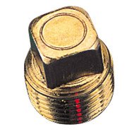 Sea Dog Bronze Garboard Drain Plug, 1/2""