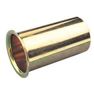 "Sea Dog Formed Brass Drain Tube for 1"" Drain Plug"