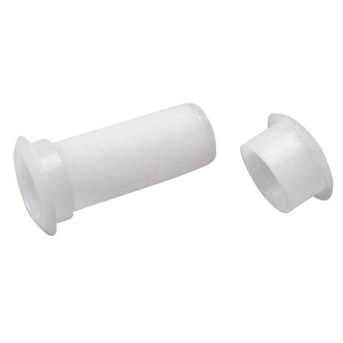 Sea Dog Molded Nylon Motorwell Drain Tube
