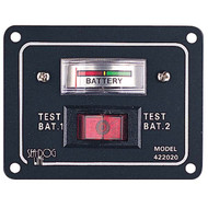 Sea Dog Battery Test Switch Panel