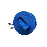 Sea Dog Replacement Deck Fill Water Cap- Blue